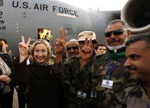 Hillary Knows Best Who's Arming ISIS