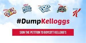 Kellogg's Stock Tanks From Breitbart Boycott