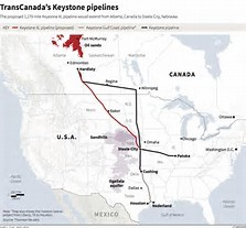President Trump Gets Keystone Pipeline Approved