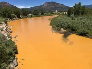 Corrupt EPA Officials Pardon EPA For Animas River Fiasco