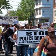 Million People's March Against Police Brutality, Economic Injustice
