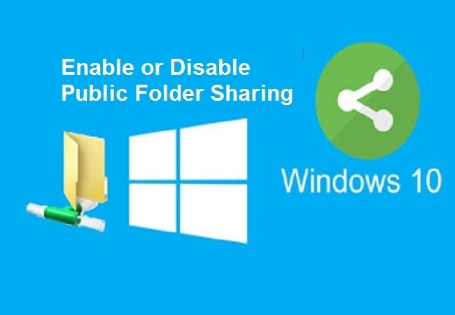how-to-enable-or-disable-public-folder-sharing-on-windows-10