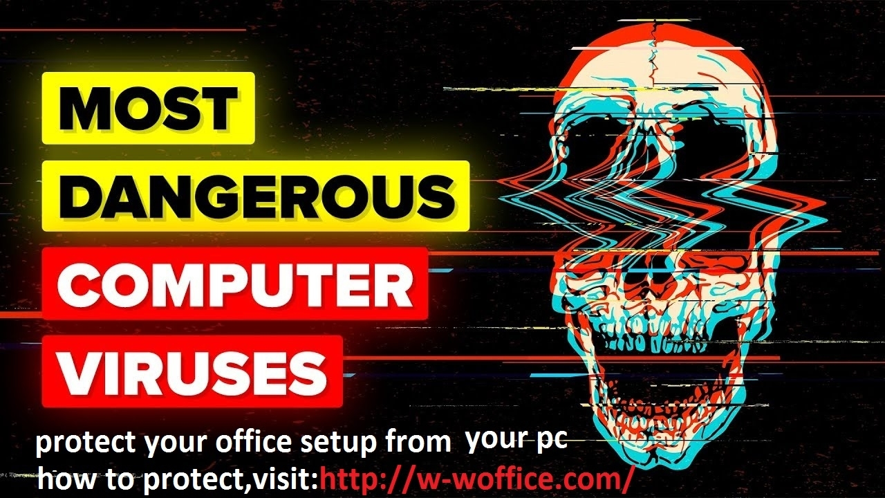 office setup virus